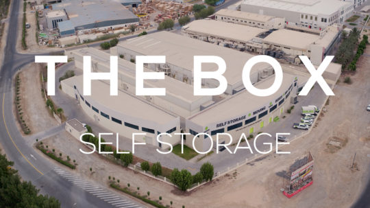 The Box – Self Storage