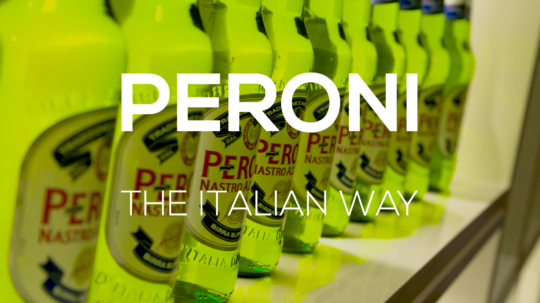 Peroni – The Italian Way