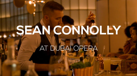 Sean Connolly – Dubai Opera