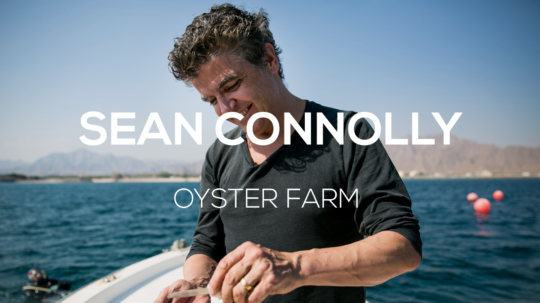 Sean Connolly – Oyster Farm Documentary